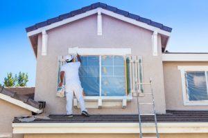 Hướng dẫn quy trình sơn tường nhà mới, cũ
